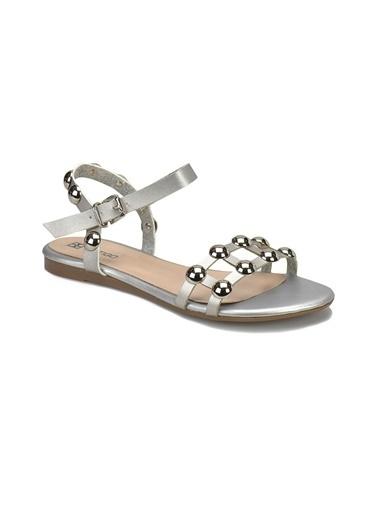 Butigo Sandalet Gümüş